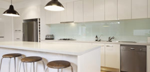 Glass Splashback Adelaide